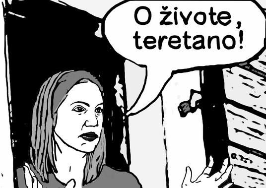 DOŽIVOTNA SLOBODA: Maja Ćirić