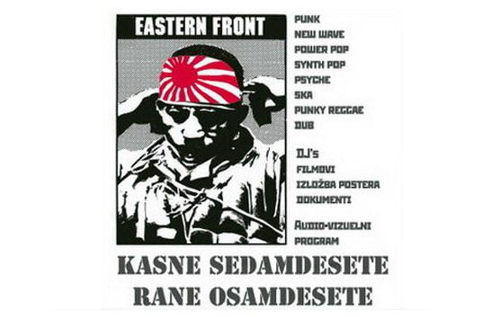 EASTERN FRONT, program FEBRUAR 2010.