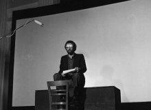 Zoran Popovic, Notes for Cine-Notes, Lutz Becker, 1975