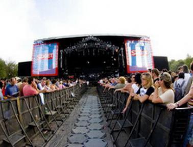 Sziget festival, Budimpesta, 8-15.8.07.