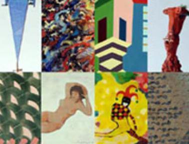 Trzisna vrednost nove slike 80-ih, Prodajna galerija Beograd