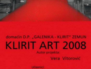 Klirit art 2008.