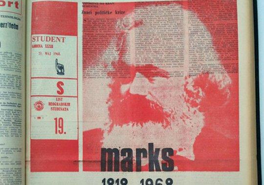 Student kao učesnik i svedok '68