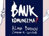 Badju u Zagrebu o komunizmu