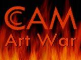 Protest spaljivanjem umetnosti