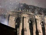 Izgorela Crkva sv. Save u Njujorku