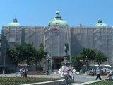 Nastavak rekonstrukcije Narodnog muzeja
