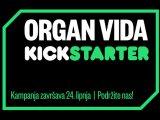 Podrška za Organ Vida