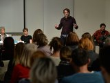 Kreativno mentorstvo, prekarijat, debata