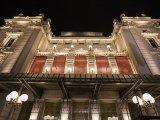 Narodno pozoriste Beograd, fasada