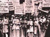 8. mart, dan zena, protest