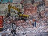 Jelena Arandjelovic, Ulicne rekonstrukcije