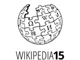 Vikipedija puni 15 godina