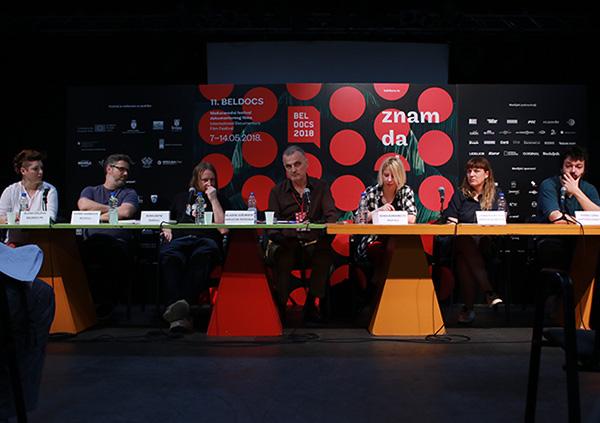 Srpski dokumentarci na 11. Beldoksu