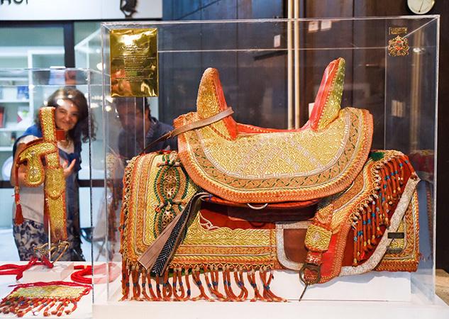 Poklon Maroka Muzeju afričke umetnosti