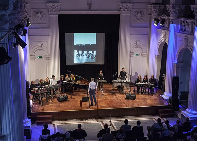 Ansambl za drugu novu muziku u Sinagogi