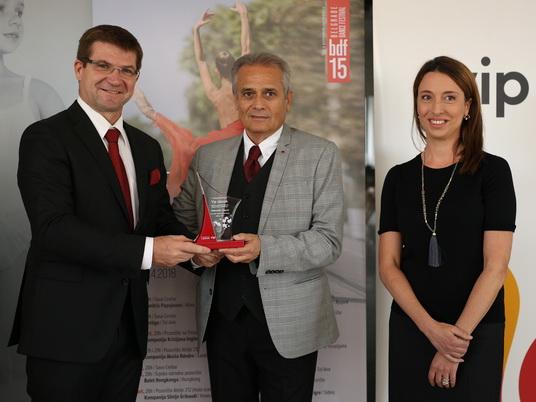 Gajoviću nagrada Vip iskorak