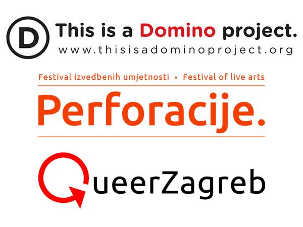Domino: Nastavak udara na Queer Zagreb i Perforacije