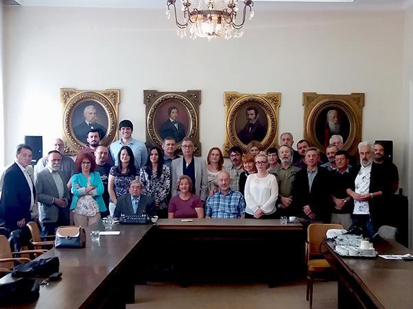 Osnovano Društvo novosadskih književnika