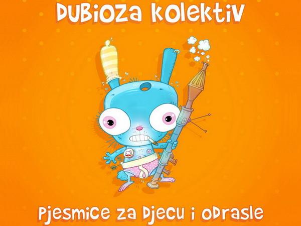 Novi album Dubioze – lektira za decu i odrasle