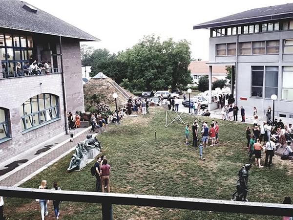 Godišnja izložba studenata FLU
