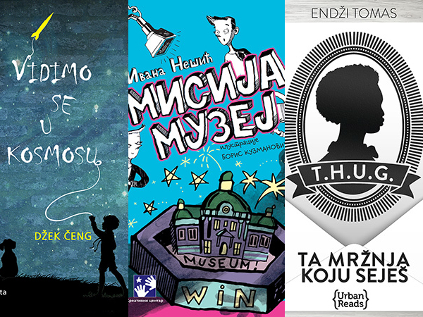 Najbolji romani za decu i mlade