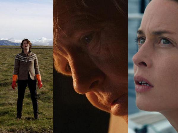 Snažne žene u bioskopima širom Evrope
