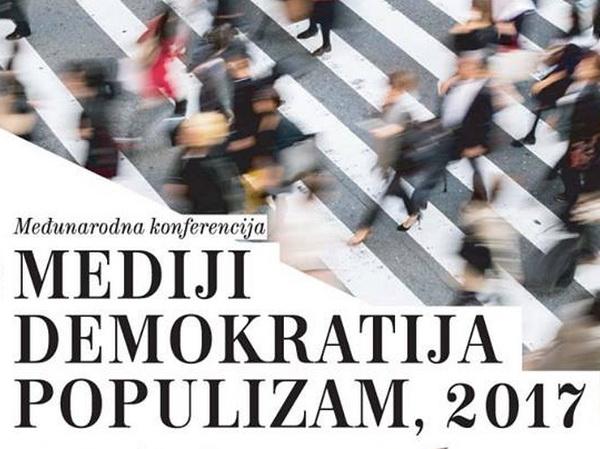 Mediji, demokratija, populizam