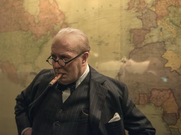 Oldman kao Čerčil u bioskopima