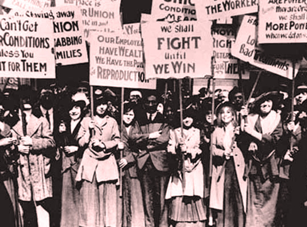 Dan žena u znaku protesta i štrajkova