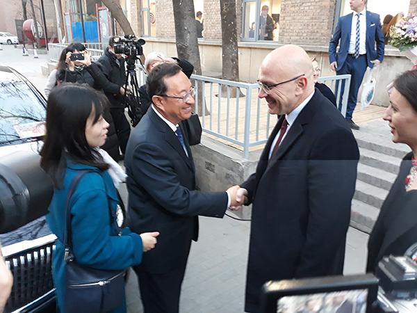 Srbija dobila Kulturni centar u Pekingu