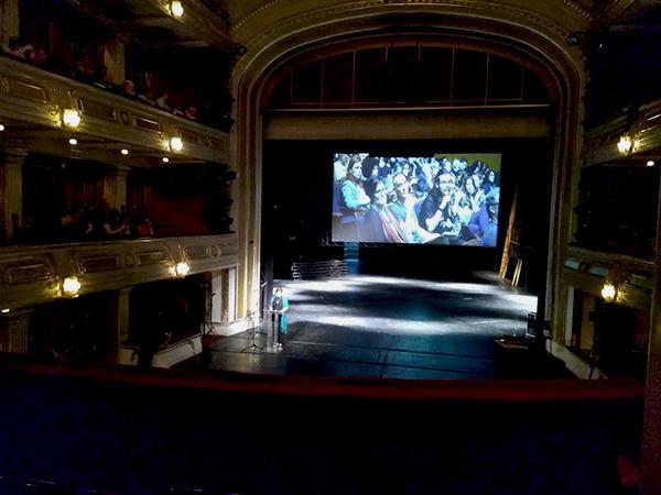 Pozorište i migracija